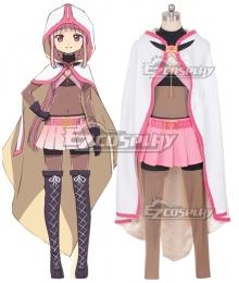 Magia Record: Puella Magi Madoka Magica Side Story Magireco Iroha Tamaki Cosplay Costume