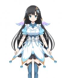 Magia Record: Puella Magi Madoka Magica Side Story Magireco  Mayu Kozue Cosplay Costume