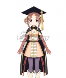 Magia Record: Puella Magi Madoka Magica Side Story Magireco  Nemu Hiiragi Cosplay Costume