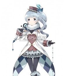 Magia Record: Puella Magi Madoka Magica Side Story Magireco Seika Kumi Cosplay Costume