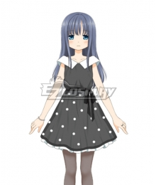 Magia Record: Puella Magi Madoka Magica Side Story Magireco Iroha Tamaki School Cosplay Costume