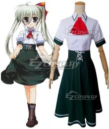Magical Girl Lyrical Nanoha Einhard Stratos Cosplay Costume