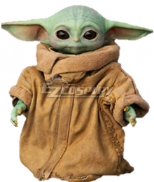 Mandalorian Star Wars Baby Yoda Cosplay Costume