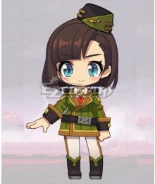 MapleStory 2 Nairin Cosplay Costume