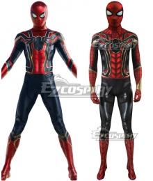 Marvel 2018 Avengers 3: Infinity War Spider Man Peter Parker Cosplay Costume