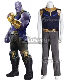 Marvel 2018 Avengers 3: Infinity War Thanos Halloween Cosplay Costume