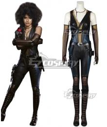 Marvel 2018 Deadpool2 Domino Neena Thurman Cosplay Costume