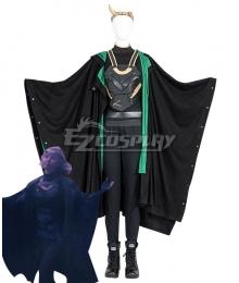 Marvel 2021 Loki Lady Loki Cosplay Costume