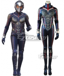 Marvel Ant Man 2: Ant Man And The Wasp Wasp Hope Van Dyne Cosplay Costume - A Edition