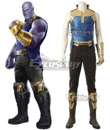 Marvel Avengers 3: Infinity War Thanos Cosplay Costume - Premium Edition