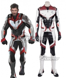 Marvel Avengers 4: Endgame Avengers Superhero Battle Suit Cosplay Costume