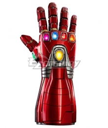 Marvel Avengers: Endgame Iron Man IronmanTony Stark PVC Gloves Cosplay Accessory Prop