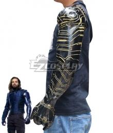 Marvel Avengers: Infinity War Winter Soldier James Buchanan Barnes Bucky Barnes Arm Cosplay Accessory Prop