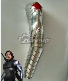Marvel Avengers: Infinity War Winter Soldier James Buchanan Barnes Bucky Barnes Brachial armour Cosplay Accessory Prop