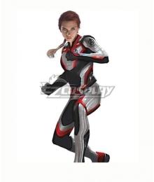 Marvel Avengers:Endgame Avengers Black Widow Zentai Jumpsuit Battle Suit Cosplay Costume