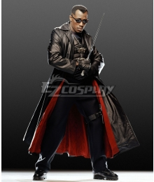 Marvel Blade Cosplay Costume