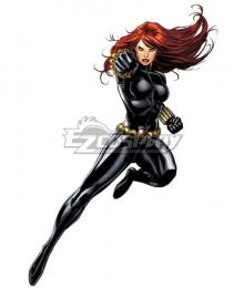 Marvel Comics Black Widow Natasha Romanova Cosplay Costume -  No Handwear