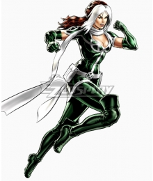 Marvel Comics Rogue Cosplay Costume