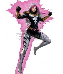Marvel Comics Songbird Cosplay Costume