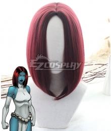 Marvel Comics X-Men Classic Mystique Red Cosplay Wig