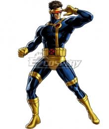 Marvel Comics X-Men Cyclops Scott Summers Cosplay Costume