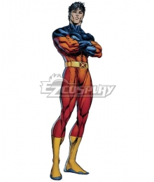 Marvel Comics X-Men Darwin Cosplay Costume
