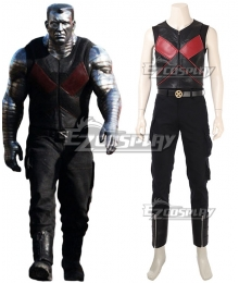 Marvel Deadpool 2 Colossus Piotr Nikolaievitch Rasputin Peter Rasputin Cosplay Costume