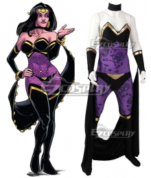 Marvel Deadpool The Gauntlet Shiklah Cosplay Costume