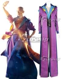 Marvel Doctor Strange Master Ancient One GUYI Cosplay Costume