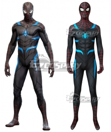 Marvel PS4 Spider-Man Spider Man Secret War Zentai Jumpsuit Cosplay Costume