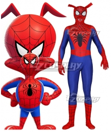 Marvel Spiderman Spider-Man: Into The Spider-Verse Spider-Ham Peter Porker SpiderMan Cosplay Costume