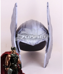 Marvel The Avengers Thor Odinson Helmet Cosplay Accessory Prop