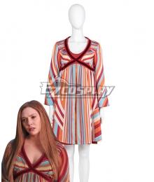 Marvel Wanda Vision Wanda Maximoff Red Cosplay Costume