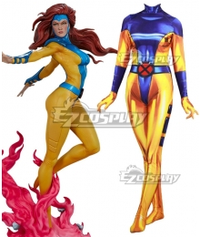 Marvel X-Men Comic Phoenix Jean Grey-Summers Cosplay Costume