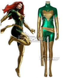 Marvel X-Men Phoenix Jean Grey-Summers Cosplay Costume