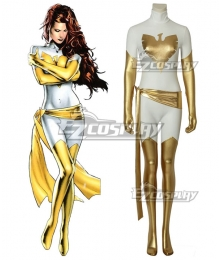 Marvel X-Men White Phoenix Jean Grey-Summers Cosplay Costume