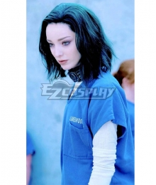 Marvel X-Men:The Gifted Polaris Lorna Dane Emma Dumont Jail Suit Women's Halloween Carnival Uniforms Cosplay Costume