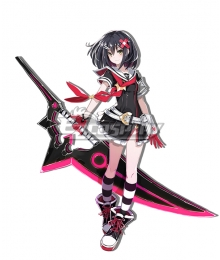 Mary Skelter Finale Alice Cosplay Costume