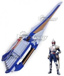 Masked Rider Kamen Rider Bujin Blade Kenzaki Kazuma Blay Rouzer Sword Cosplay Weapon Prop