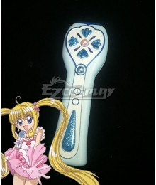 Mermaid Melody Pichi Pichi Pitch Lucia Nanami Microphone Cosplay Weapon Prop
