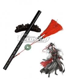 The Grandmaster of Demonic Cultivation Mo Dao Zu Shi Wei Wuxian Chenqing Flute Cosplay Accessory Prop