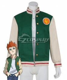 Mob Psycho 100 Season 2 Shou Suzuki Coat Cosplay Costume