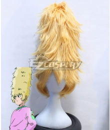 Mob Psycho 100  Teruki Hanazawa Golden Cosplay Wig