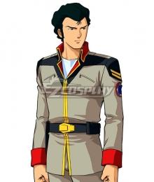 Mobile Suit Gundam: Char's Counterattack Bright Noa Cosplay Costume