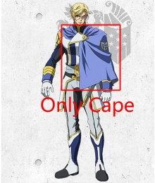 Mobile Suit Gundam: Iron Blooded Orphans McGillis Fareed Cosplay Costume - Only Cape