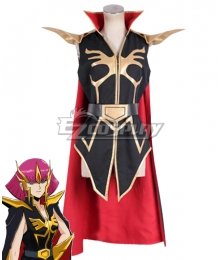 Mobile Suit Gundam ZZ Haman Karn Cosplay Costume