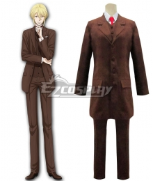 Moriarty the Patriot William James Moriarty Cosplay Costume