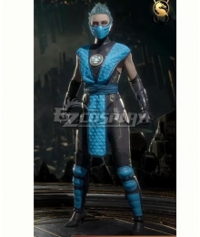 Mortal Kombat 11 Aftermath Frost Classic Skin Cosplay Costume