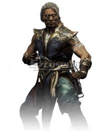 Mortal Kombat 11 Aftermath God Of Wind Fujin Cosplay Costume