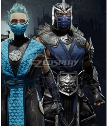 Mortal Kombat 11 Aftermath Sub-Zero Sub Zero Cosplay Costume